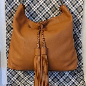 "Rebecca Minkoff ""Isobel"" Slouchy Hobo Bag Leather"